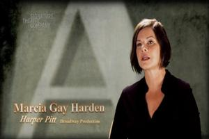 STAGE TUBE: Marcia Gay Harden Talks ANGELS!