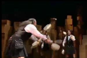 STAGE TUBE: THE FLYING KARAMAZOV BROTHERS on WABC Eyewitness News
